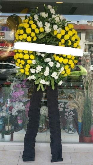 Cenaze çiçek modeli cenaze çiçeği  Çorum çiçek , çiçekçi , çiçekçilik
