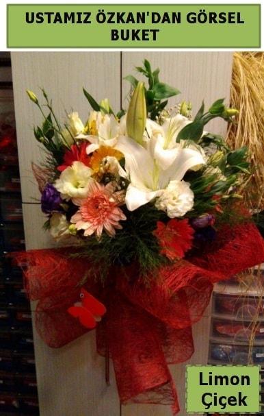 Karışık görsel mevsim çiçeği  Çorum çiçekçi mağazası