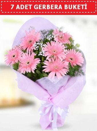 Pembe Gerbera Buketi  Çorum hediye çiçek yolla