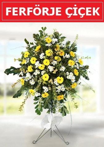 Ferförje çiçeği modeli  Çorum çiçek gönderme