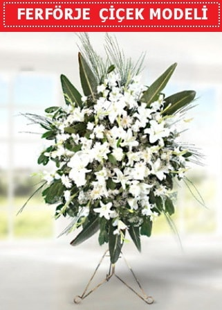 Ferförje çiçek modeli  Çorum çiçekçi mağazası